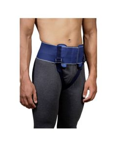 MGRM Push Back Hernia Support (0605) X-Small