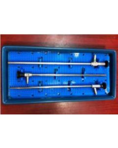 Endosys Multiple Lap Scope Tray with holders 19-12049
