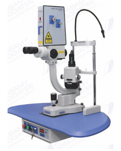 Appasamy Yag Laser without Focus Shift 307