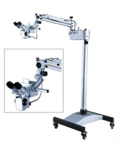 WESWOX 5-Step Magnification Surgical Microscope