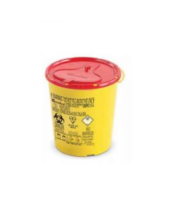 ARVS Sharps Containers Dispo Line (1.5 Ltr)