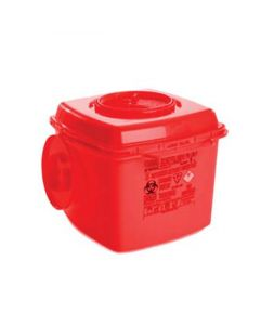 ARVS Sharps Containers Nursy Line (5 Ltr)