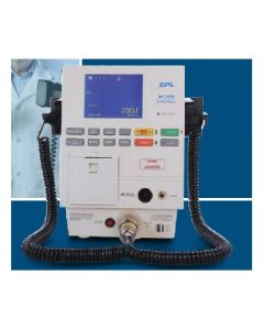 BPL Monophasic Defibrillator - DF 2509/R