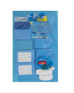 Henan Lantian Disposable Sterile Angiographics (Pack - 1)