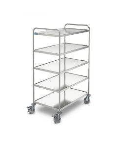 Hupfer Serving Trolley (SW 8x5/5)