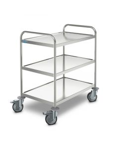 Hupfer Medical GP Trolley (MSW 8x5/3)