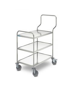 Hupfer Ergonomic Serving Trolley (SW 8x5/3 ERGO)