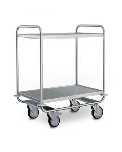 Hupfer Heavy-Duty Medical GP Trolley (MSSW 8x5/2)