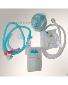 Medi Electronics Bubble CPAP System Kit