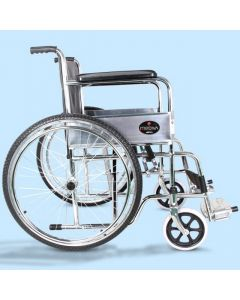Mediva Wheelchair - Chrome Plating (Non ISI) - MHL 1002