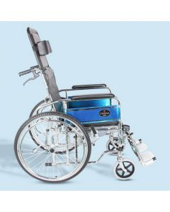Mediva Wheelchair Commode - High Back (Non ISI)- MHL 1006 C