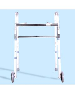Mediva Adult Walker with Wheel- MHL 2001W