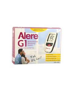 Alere Blood Glucose Meter with 50 strips