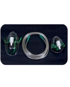 PNC Enterprise Oxygen Mask Kit - (Ped)