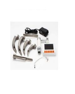 Medicam Video Laryngoscope Set Indiginous