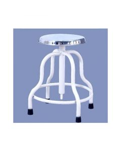 S. K. Scientific Revolving Stool