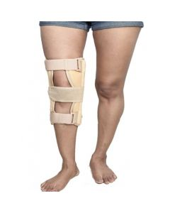 Acco Knee Brace(Short Type-12.5 inches)(Medium)