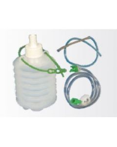 Angel Close Wound Suction Set Adult 400 ml (18 FG)
