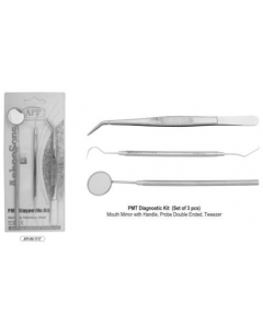 API PMT Set (Mirror With Handle,Tweezer,Probe  S/E)