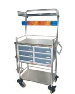 ASCO Emergency & Multipurpose Trolley - MF3924