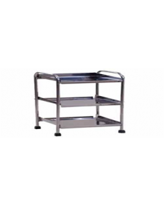 Warden Bed Side Stand SS WHF 59A