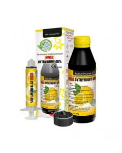 Cerkamed CITRIC ACID 40% -200ML