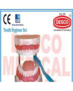 Desco TOOTH HYGIENE SET MMDM 165 Tooth Hygiene Set