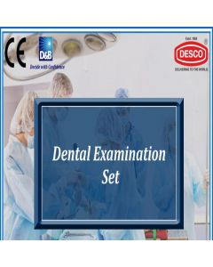 Desco DENTAL EXAMINATION SET