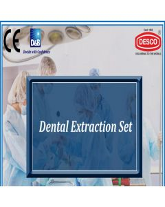 Desco DENTAL EXTRACTION SET