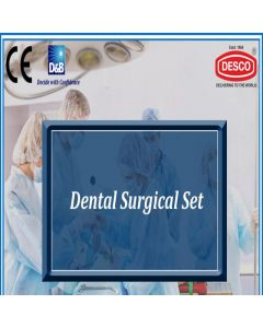 Desco DENTAL SURGICAL SET