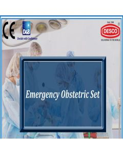 Desco EMERGENCY OBSTETRIC SET