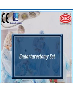 Desco ENDARTERECTOMY SET