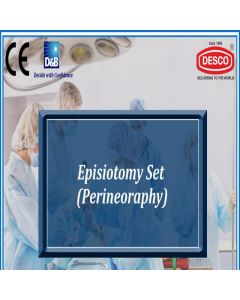 Desco EPISIOTOMY SET (PERINEORAPHY)