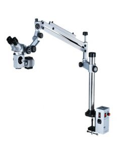 WESWOX Direct Halogen ENT Microscope