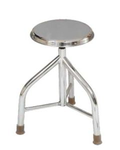 Era's Patient Stool Revolving (General) (SS 304) SS3-0013