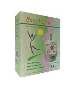 Easy Touch ET-101 G (Glucose) - One Kit