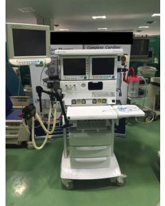 GE Adu Care Station Anesthesia Machine (Refurbished)