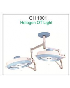 Global Single Dome LED Ot Light - HL 1001 - Halogen Light (Glass Reflactor)