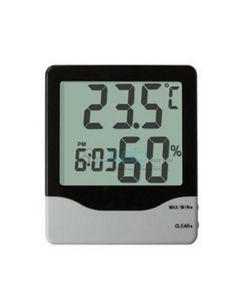 JLab THERMO HYGROMETER, DIGITAL Simple Wall Type Without Probe