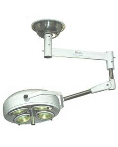"Tanvi Shadowless Lamp 4 Ref 20"" Single Dome""Z"" Model with Spring Loaded Arm  OPTRALUX 3005_00"