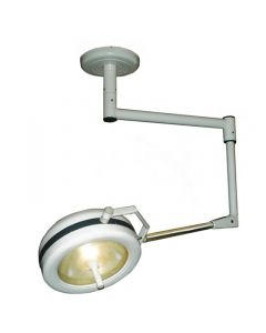 Tanvi Fibrolux Single dome Padestal model lamp with Dichronic Glass Reflector_00