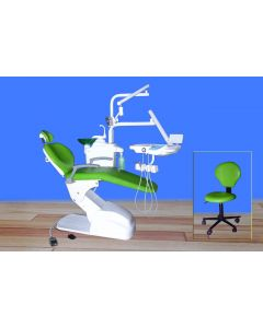 Pradip Chairs - MRITTIKA - Semi Electric Dental Chair_00
