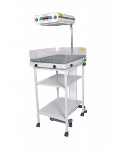 NeoKraft CFL Phototherapy Stand with Trolley Neo 110_00