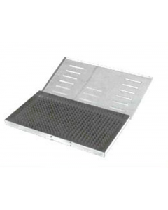 Jaywant Instrument Tray With Two Silicone Mat_00