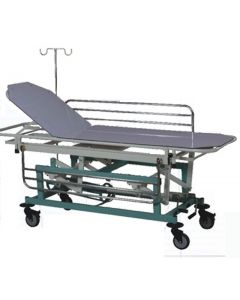 D4 Surgicals Casualty Trolley Height Adjustable_00