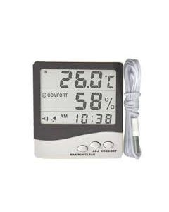 JLab THERMO HYGROMETER, DIGITAL With Probe