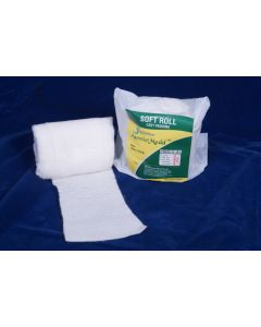 JMS AussieMedd Soft Roll- Cast Padding (10cm X 3.0 M)