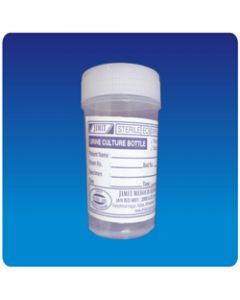 JMS URINE CULTURE POT STERILE - URINE COLLECTION BAG