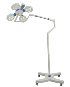 LED Operation Theater Surgical BJS HEX 4 Light (Manual)