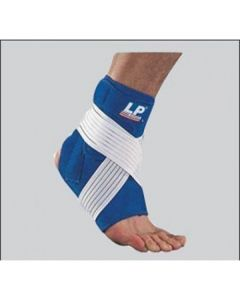 LP Ankle Support (with Stays and Strap) 775, Large
